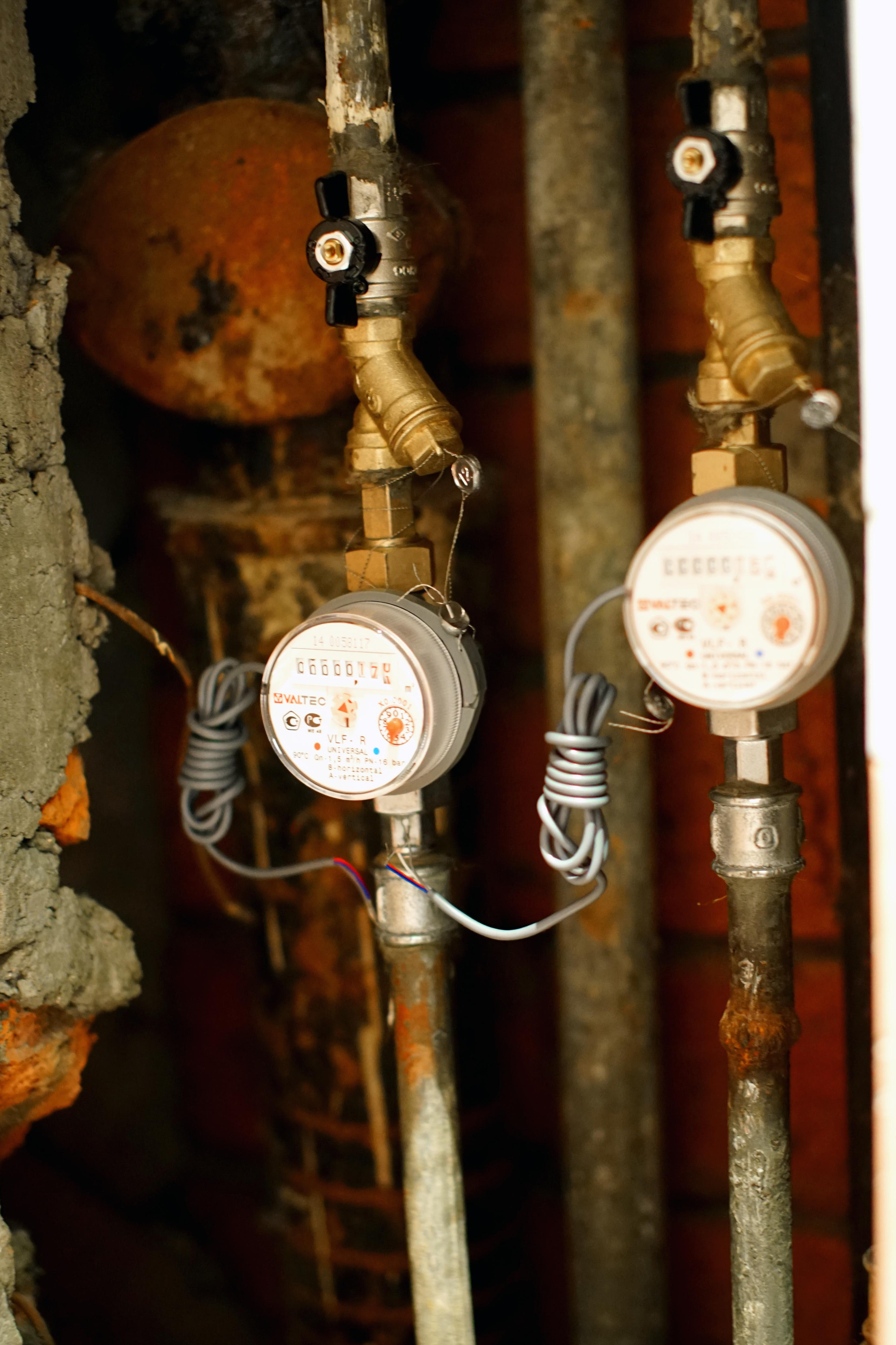 Установка счетчиков воды в СВАО