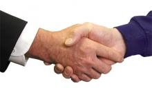 Сотрудничество с компаниями