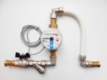 Что входит в стоимость установки счетчика воды